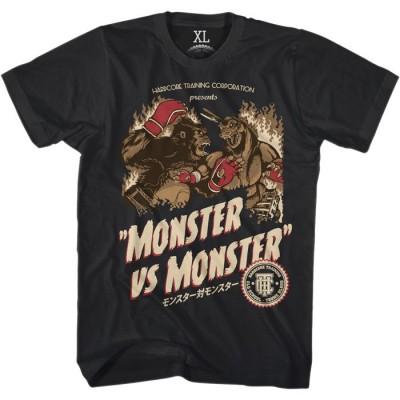 Футболка Hardcore Training Monster vs Monster