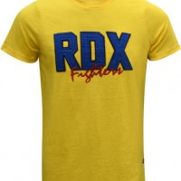 Футболка RDX T-SHIRT YELLOW R12