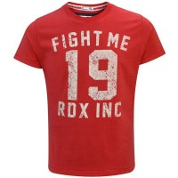 Футболка RDX T-SHIRT R1 RED