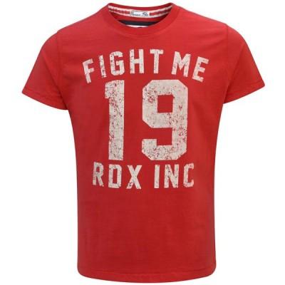 Футболка RDX T-SHIRT R1 RED