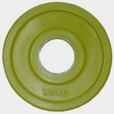 Олимпийский диск евро-классик, серия «Ромашка» 1.25 кг.