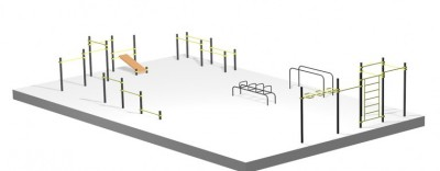 Площадка S=160 кв.м