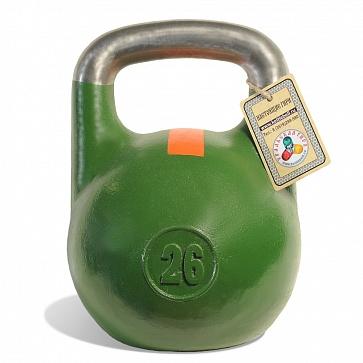 Чемпионская гиря 26 кг