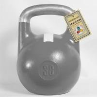 Чемпионская гиря 38 кг