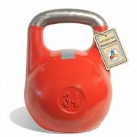 Чемпионская гиря 34 кг