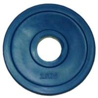 Олимпийский диск евро-классик, серия «Ромашка» 2.5 кг.