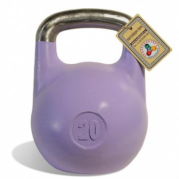 Чемпионская гиря 20 кг