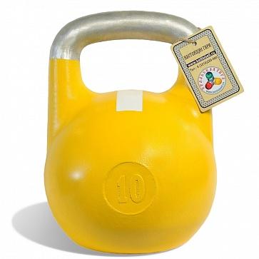 Чемпионская гиря 10 кг