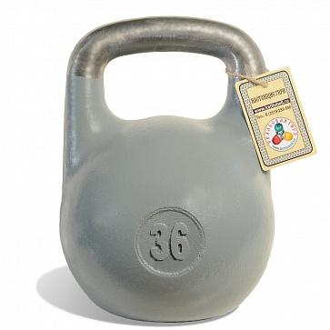 Чемпионская гиря 36 кг