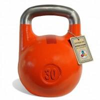 Чемпионская гиря 30 кг