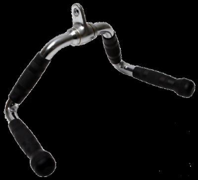 IK 906 Ручка для тяги на трицепс и тяги к животу (средний параллельный хват)
