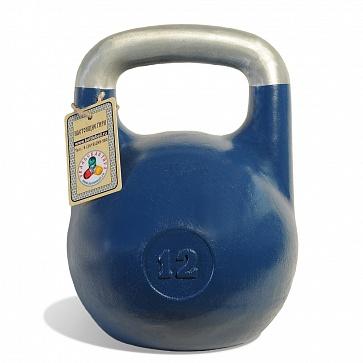 Чемпионская гиря 12 кг