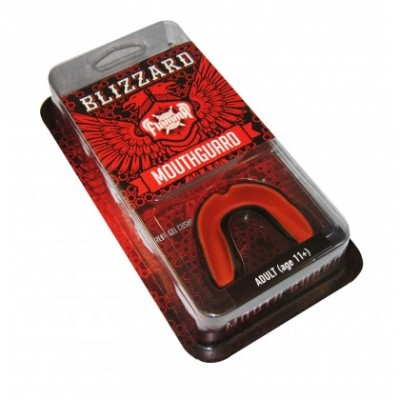 Защита рта (капа) FLAMMA — BLIZZARD с футляром