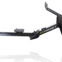 Гребной тренажер Concept 2 модель E (PM5) черный