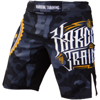 Шорты Hardcore Training Night Camo